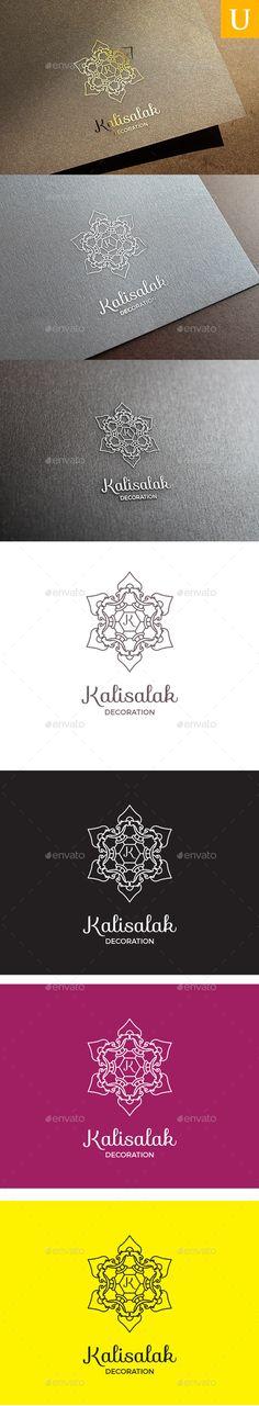 Kalisalak Logo — Vector EPS #hotels #boutique • Available here → https://graphicriver.net/item/kalisalak-logo/10641167?ref=pxcr
