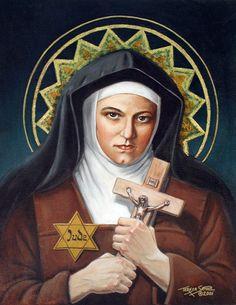el blog del padre eduardo: Santa Edith Stein