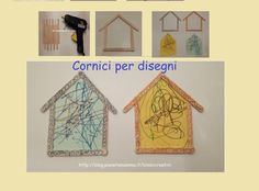 Cornice per Disegno - Frame for Kids drawing