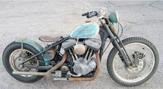 The Harley Bobber, not as good as thi Knucklehead but it'll do. Harley Davidson Knucklehead, Harley Bobber, Harley Davidson Chopper, Bobber Chopper, Harley Davidson Motorcycles, Davidson Bike, Vintage Motorcycles For Sale, Vintage Bikes, Custom Motorcycles