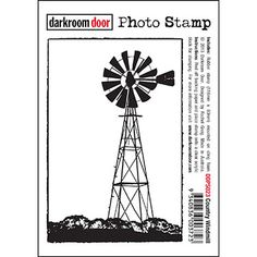 Stamps are the easiest ways of creating unique designs and patterns on your craft projects, Darkroom Door Cling offer you some amazing fresh stamp designs. Craft Stores, Stencils, Craft Projects, Typography, Doors, Country, Stamps, Paper, Creative
