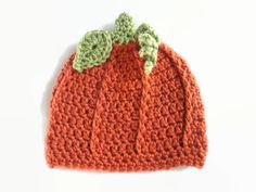Baby Pumpkin Hat Fall Beanie by PreciousBowtique on Etsy