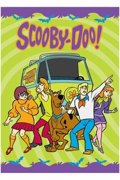 * Scooby Doo Where Are You! *