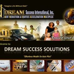 Welcome to   WELCOME TO How to Be Debt Free & Prosperous for Life Debt Elimination & Income Acceleration Workshop: A strategy to pay off all your. http://slidehot.com/resources/dream-success-international.45805/