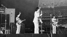 The Beatles 23/08/1966 Shea Stadium, NY
