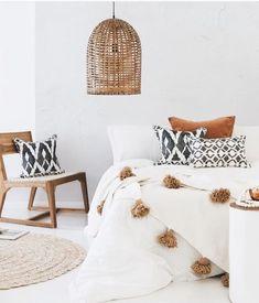 white bedroom farmho