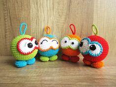 decconstruction - Just another WordPress site Pokemon Crochet Pattern, Pikachu Crochet, Crochet Toys Patterns, Crochet Patterns Amigurumi, Stuffed Toys Patterns, Amigurumi Doll, Mini Amigurumi, Crochet Baby Toys, Cute Crochet