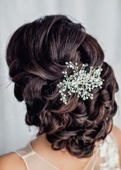 Best Wedding Hairstyles of 2014 #weddinghairstyles