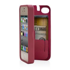 I just ordered my eyn iPhone 4 storage case! You can get yours at www.eynproducts.com. They are available in pink & black. This is exactly what I've been looking for!