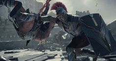 Ryse : Son Of Rome - PC Requirements Updated version