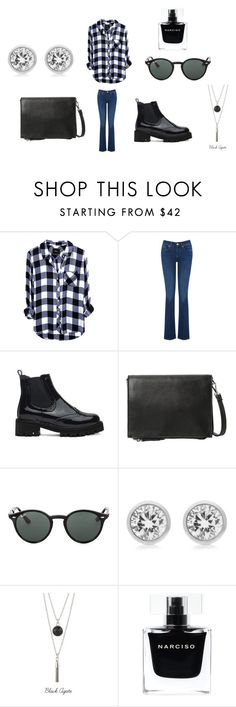 """""""Untitled #7779"""" by allitiner16 ❤ liked on Polyvore featuring moda, Oasis, MANGO, Ray-Ban, Michael Kors, Narciso Rodriguez, women's clothing, women, female e woman"""