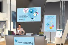Entrepreneurs, retrouvez toute l'équipe de Réussir en .fr sur le premier salon virtuel Salon SME online aujourd'hui et demain de 9h à 18h ! N'hésitez pas à venir poser toutes vos questions sur la présence en ligne de votre entreprise, nos équipes sont à votre disposition ! https://www.salon-sme-online.com/#!stand/66/zona2?locale=fr_FR