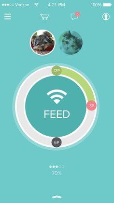 Petnet - Wifi Smartfeeder for your pet