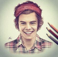 Harry Styles Draw