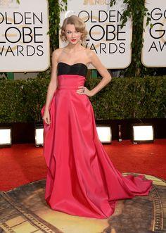 Best Golden Globes Red Carpet - Best Ever Red Carpet Looks | Teen Vogue