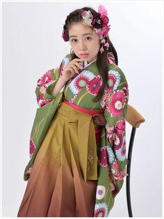 袴コレクション 09 成人式の振袖のご購入/レンタルは京都きもの工房グループ<KYOTO SWEET COLLECTION>