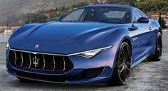 Maserati Alfieri: ecco il rendering. Darà battaglia a Jaguar, Porsche e Mercedes - Yahoo Notizie Italia