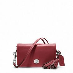 ebda5d7762e Coach Penny Black Cherry ( 198) Designer Shoulder Bags, Cheap Designer  Handbags, Wholesale