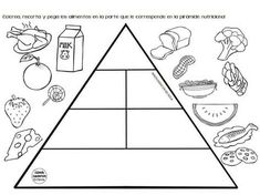 Preschool Family, Preschool Activities, Summer Science, Science And Nature, Food Pyramid Kids, Vegetable Crafts, Blank Coloring Pages, French Language Lessons, Bear Card