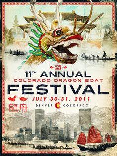 Colorado Dragon Boat Festival 2011