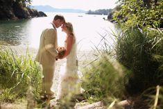 52 Inspiring Green Beach Wedding Ideas   HappyWedd.com