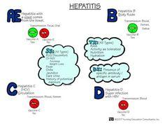 hepatitis types