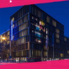 Teambuilding im Falkensteiner Hotel Wien in Margareten. Im, vom berühmten Architekten Matteo Thun entworfenen Hotel Wien Margareten, findet man sich zwischen Biedermeier und Moderne wieder. Das zentrumsnahe 4-Sterne-Hotel liegt genau zwischen Westbahnhof und neuem Wiener Hauptbahnhof.