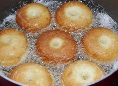Bagel, Doughnut, Muffin, Bread, Baking, Breakfast, Desserts, Basket, Morning Coffee