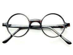 3ca87b7f76 Clear Lens Round Circle Retro Glasses Tortoise R422 – FREYRS - Beautifully  designed