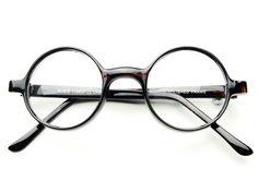 Clear Lens Round Circle Retro Glasses Tortoise R422 – FREYRS - Beautifully designed, cheap sunglasses for men & women