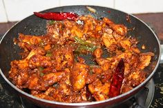 I tasted this in a restaurant called as lynns. It is to die for, tasted so heavenly. As i was enjoying it, i tried to identify some of t. Indian Chicken Recipes, Indian Food Recipes, Asian Recipes, Ethnic Recipes, Recipe Chicken, Asian Cooking, Healthy Cooking, Cooking Recipes, Cooking Time