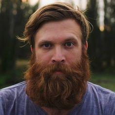 Men's Hairstyle: The Lumberjack's Side-Comb.
