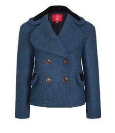 Princess Jacket Blue #RedLabel #AW1415