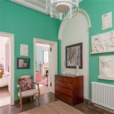 Paint Colours    Arsenic    Farrow & Ball