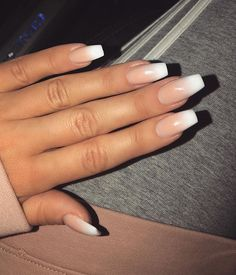 So nice So nett Simple Acrylic Nails, Pink Acrylic Nails, Pink Nails, Polygel Nails, Cute Nails, Formal Nails, Sparkle Nails, Dream Nails, Artificial Nails