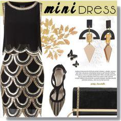 Holiday Chic - Mini Dresses: 21/11/16 (WGC)