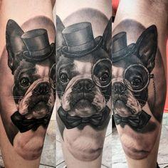 Tatuaggi | Matteo Pasqualin Artigiano Tatuatore dal 1997 | Sin dal secolo scorso
