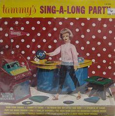 Tammy's Sing-A-Long Party — Tammy #vintage #vinyl #records My favorite!