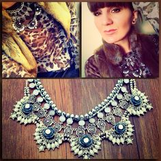 Statement necklace from http://www.chicflavour.ro