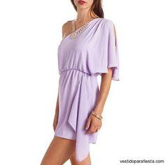 Vestidos cortos de chiffon para fiesta 2014 – 47 - https://vestidoparafiesta.com/vestidos-cortos-de-chiffon-para-fiesta-2014/vestidos-cortos-de-chiffon-para-fiesta-2014-47/
