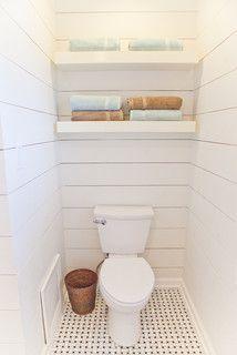 Creekwood House - modern - bathroom - birmingham - by Driftwood Home + Design