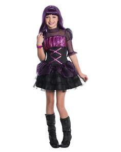 Disfraz Monster High Frankie Skelita Draculaura Loba Cleo - $ 585.00 en MercadoLibre