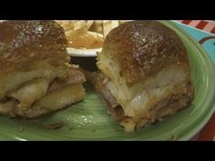 SUPER BOWL Hot Ham and Cheese Pull Aparts! Noreen's Kitchen