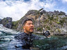 Hey Palawan! I need a breather! #beach #sand #sea #travel #estudeinglesnasfilipinas #gopro @goproph #snorkeling #swim #nature