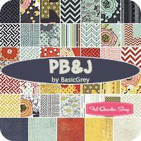 PB Jelly Roll BasicGrey for Moda Fabrics - Fat Quarter Shop