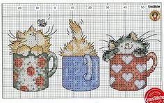 Coffee and Cuddles free pattern.
