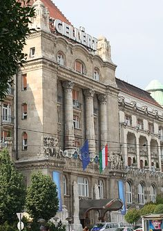 Budapest, Gellért Hotel