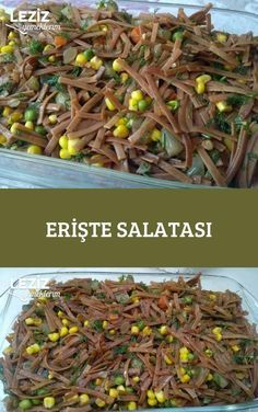 Erişte Salatası Asparagus, Watermelon, Food And Drink, Vegetables, Hot, Amigurumi, Studs, Vegetable Recipes, Veggies