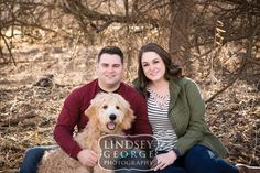 Engagement Session at Lake Manawa State Park Council Bluffs Iowa - click to view full gallery