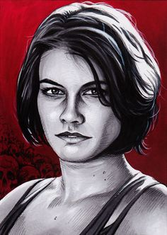 Maggie Greene - Trev Murphy Posted October 28th, 2013